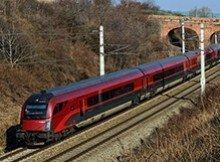 outros trens europeus railjet