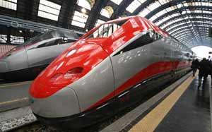Tren Italia Frecciarossa