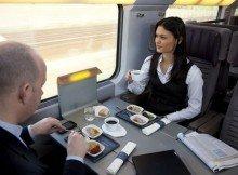 Viajar de trem na Europa